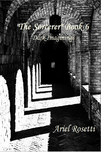 """The Sorcerer"" Book 6 - Dark Imaginings ebook by Ariel Rosetti"