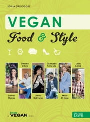 Vegan food & style ebook by Sonia Giuliodori