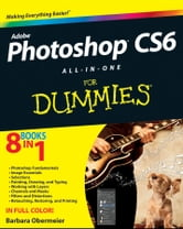 Photoshop CS6 All-in-One For Dummies ebook by Barbara Obermeier