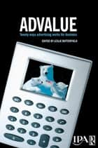 AdValue ebook by Leslie Butterfield
