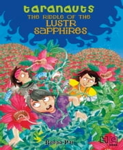 The Riddle of the Lustr Sapphires ebook by Roopa Pai