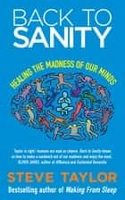 Back to Sanity ebook by