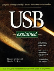 USB Explained ebook by McDowell, Steven