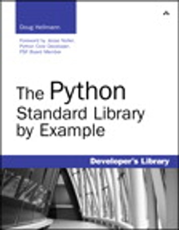 The Python Standard Library by Example ebook by Doug Hellmann
