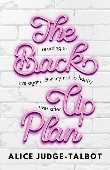 The Back-Up Plan ebook by Alice Judge-Talbot
