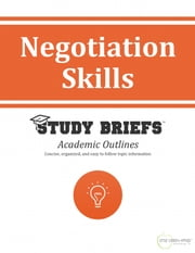 Negotiation Skills ebook by Little Green Apples Publishing, LLC ™