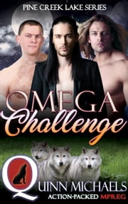Omega Challenge ebook by Quinn Michaels