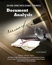 Document Analysis ebook by Elizabeth Bauchner