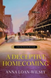 A Deceptive Homecoming ebook by Anna Loan-Wilsey