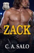 Zack - Undercover Lover, #1 ebook by C. A. Salo