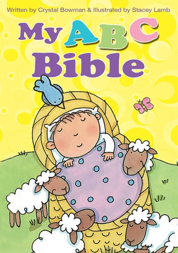 My ABC Bible ebook by Crystal Bowman