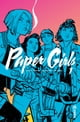 Paper Girls - Tome 1 ebook by Cliff Chiang,Brian K. Vaughan