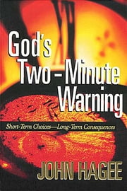 God's Two-Minute Warning ebook by John Hagee