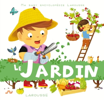 Le jardin ebook by Anne Royer