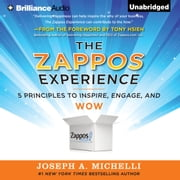 Zappos Experience, The - 5 Principles to Inspire, Engage, and WOW audiobook by Joseph A. Michelli