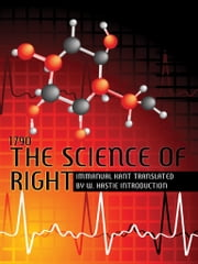 The Science Of Right ebook by Immanual Kant,W. Hastie
