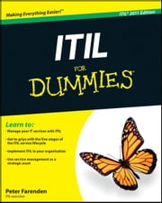 ITIL For Dummies ebook by Peter Farenden