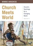 Church Meets World ebook by Winnie Varghese