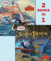 Thomas and the Pirate/ The Sunken Treasure (Thomas & Friends) ebook by Random House,Tommy Stubbs