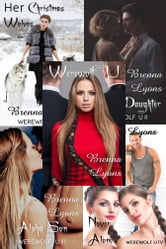 Werewolf U Stories Box Set ebook by Brenna Lyons