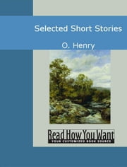 Selected Short Stories ebook by Henry O.
