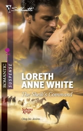 The Sheik's Command ebook by Loreth Anne White