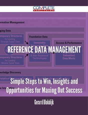 Reference Data Management - Simple Steps to Win, Insights and Opportunities for Maxing Out Success ebook by Gerard Blokdijk