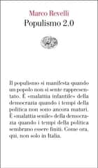 Populismo 2.0 ebook by Marco Revelli