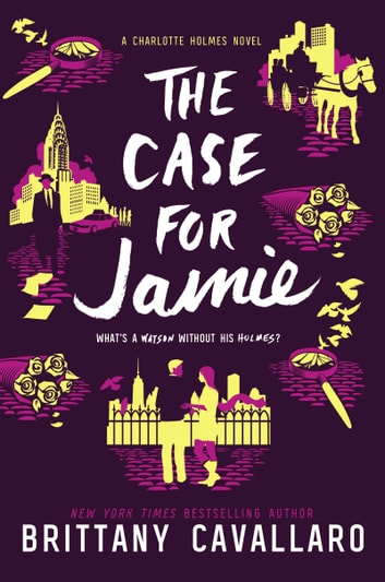 The Case for Jamie eBook by Brittany Cavallaro