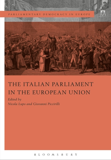 The Italian Parliament in the European Union ebook by