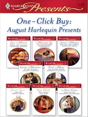 One-Click Buy: August Harlequin Presents ebook by Lucy Monroe, Miranda Lee, Sarah Morgan,...