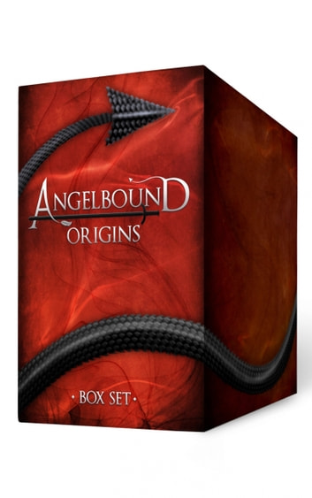 Angelbound Origins Box Set - Books 1-5 ebook by Christina Bauer