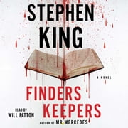Finders Keepers - A Novel audiobook by Stephen King
