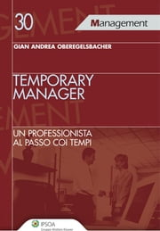 Temporary Manager ebook by Kobo.Web.Store.Products.Fields.ContributorFieldViewModel