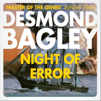 Night of Error audiobook by Desmond Bagley