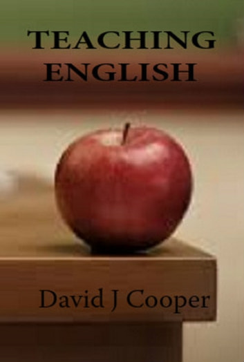Teaching English to Speakers of other Languages ebook by David J Cooper