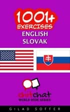 1001+ Exercises English - Slovak ebook by Gilad Soffer