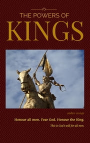 The Powers of Kings ebook by Andre Cronje