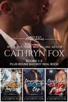 Confessions: Book 1-3 Plus Bonus Book ebook by Cathryn Fox