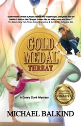 Gold Medal Threat ebook by Michael Balkind