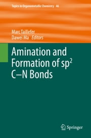 Amination and Formation of sp2 C-N Bonds ebook by Marc Taillefer,Dawei Ma
