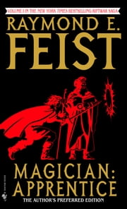 Magician: Apprentice ebook by Raymond Feist