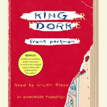 King Dork audiobook by Frank Portman