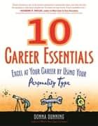 10 Career Essentials ebook by Donna Dunning