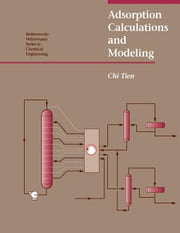 Adsorption Calculations and Modelling ebook by Brenner, Howard