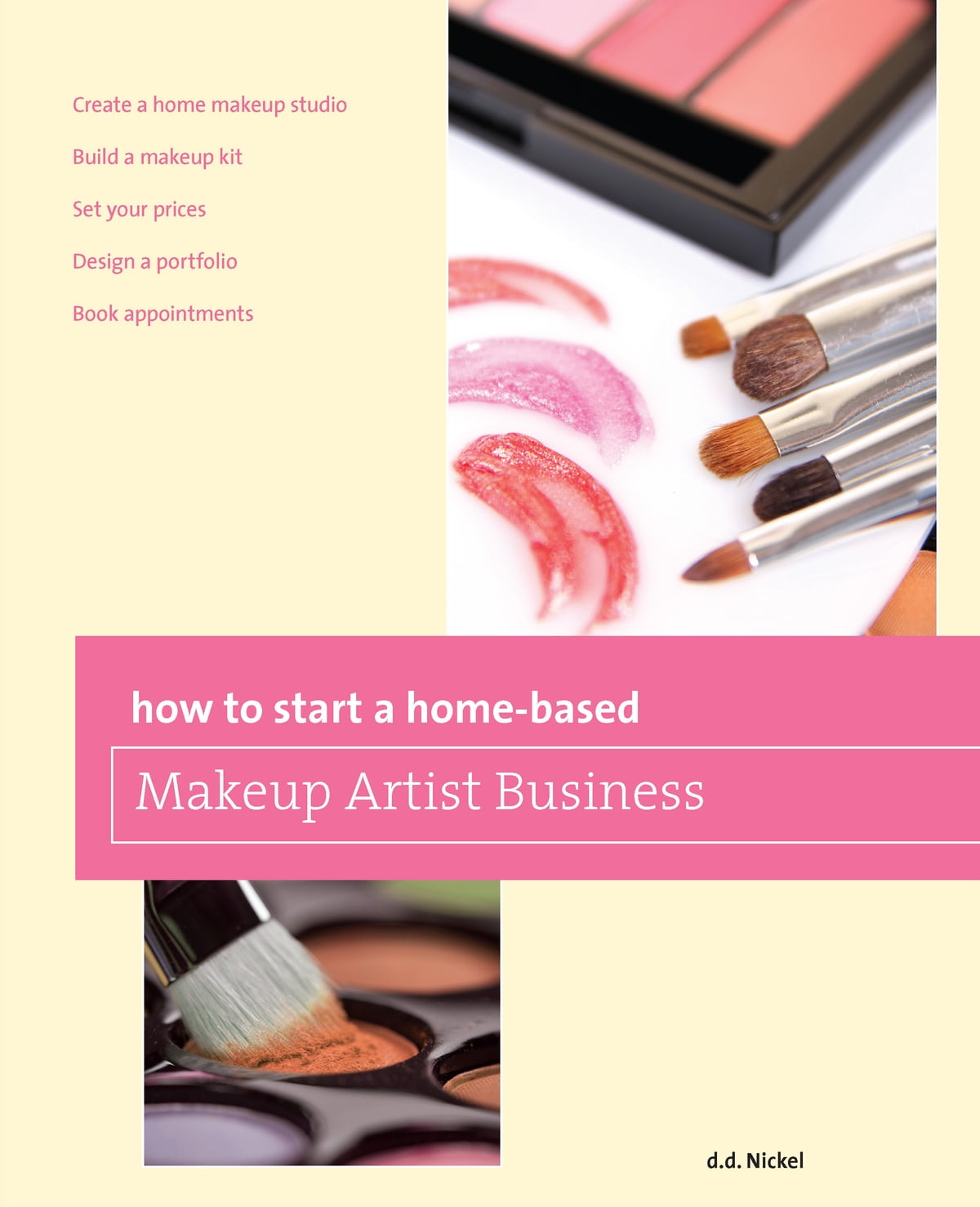 How To Start A Home Based Makeup Artist