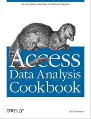 Access Data Analysis Cookbook ebook by Ken Bluttman,Wayne S. Freeze