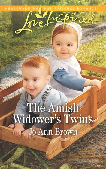 The Amish Widower's Twins ebook by Jo Ann Brown