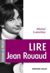 Lire Jean Rouaud ebook by Michel Lantelme