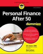 Personal Finance After 50 For Dummies ebook by Eric Tyson, Robert C. Carlson